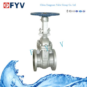 API Wcb Wedge Gate Valve Flanged Ends pictures & photos