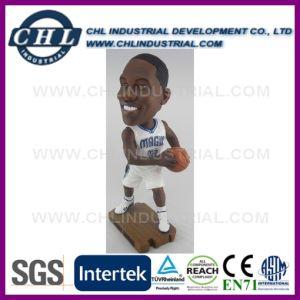 Non Toxic Basketball Player Resin Bobble Head for Souvenir pictures & photos