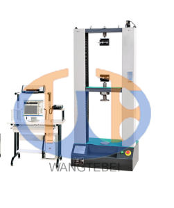 Electronic Tensile Strength Tester/Pull Force Testing Machine pictures & photos