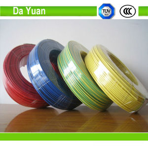 PVC Coated 1mm, 1.5mm, 2.5mm Solid Electrical Wire Prices pictures & photos