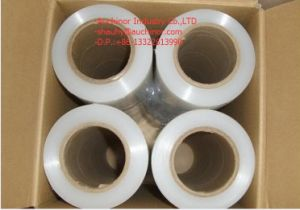 LLDPE Stretch Film/Plastic Wood Finish Edge Banding Tape pictures & photos