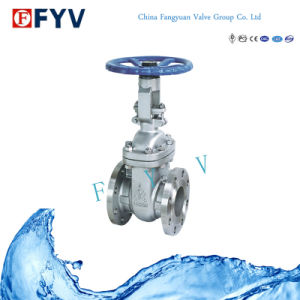 API6d Stainless Steel Gate Valve with Manual pictures & photos