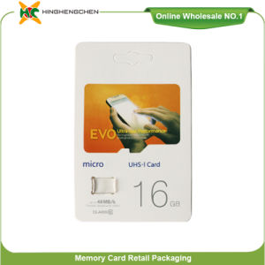2GB 4GB 8GB 16GB Class 10 Micro SD Memory Card for Samsung Evo with Retail Package pictures & photos