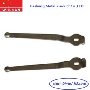 Precision Investment Lost Wax Casting Level Handle pictures & photos