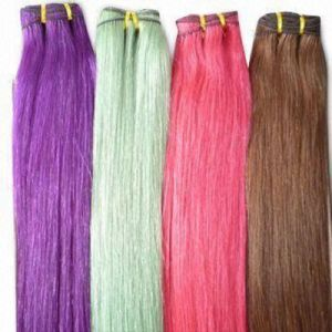 Wholesale Cheap European Remy Human Hair Weaving pictures & photos