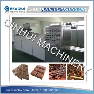Depositing Type Chocolate Molding Machine pictures & photos