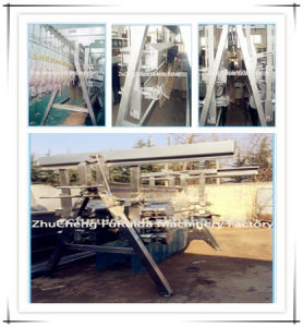 Poultry Plucker: Chicken Feather Plucker Machine/ Chicken Plucking Machine pictures & photos