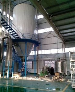Egg York Powder High Speed Centrifugal Spray Drying Machine pictures & photos