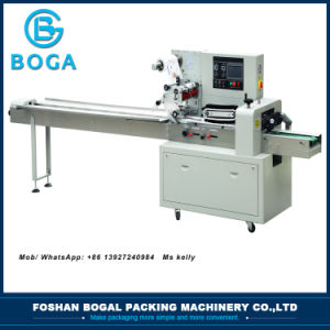 Roti Paratha Pillow Packing Machine Date Packaging Machine pictures & photos