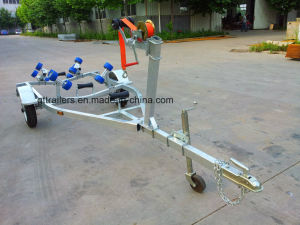 Small Light Boat Trailer Tr0227 pictures & photos