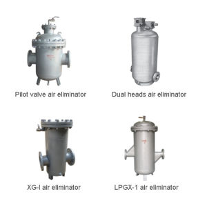 Mechanical Air & Vapor Eliminators-Air Release System Liquid Controls pictures & photos