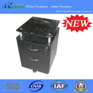 Office Furniture Wooden Lateral File Cabinet with Lock Rx-B4009