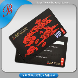 SGS Approved PVC Plastic Contactless Smart VIP Card pictures & photos