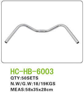 Lady Bicycle Steel Handlebar (HB-6003) pictures & photos