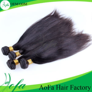 Soft and Smooth 7A Human Virgin Hairpiece pictures & photos