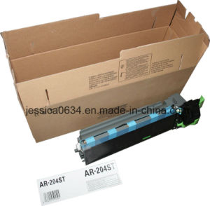 Compatible Sharp Ar-204t Toner Cartridge Suitable for Sharp 163n/1818/2618/2718/2818/2616/2918 Printers pictures & photos