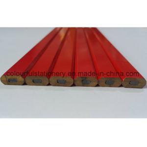 OEM Available Octagonal Shape Carpenter Pencil pictures & photos
