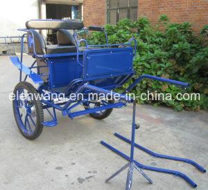 2wheeled Marathon Horse Cart Horse Carriage Gw-Hc05-2# pictures & photos