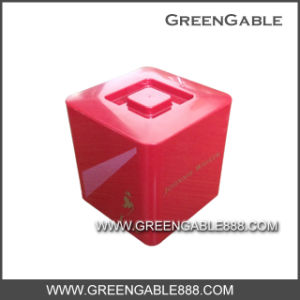 Plastic Two-Double Ice Bucket (IBP-005) pictures & photos