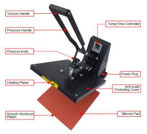 38*38cm/40*50cm/40*60cm Heat Press Machine pictures & photos