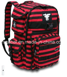 Large Capacity Canvas Material Skating Sport Backpack Bag pictures & photos