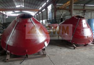 Manganese Cone Crusher Parts for Symons, Metso, etc pictures & photos