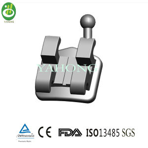 High Quality Orthodontic Mini Roth Bracket with CE, ISO, FDA pictures & photos
