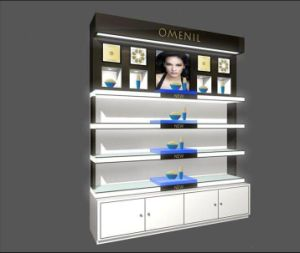 Cosmetic Display Shelf for Beauty Shop, Beauty Shop Design pictures & photos
