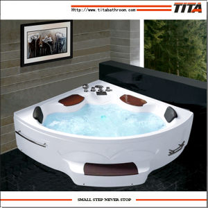 2015 Hot Selling Acrylic Massage Bathtub Tmb108 pictures & photos
