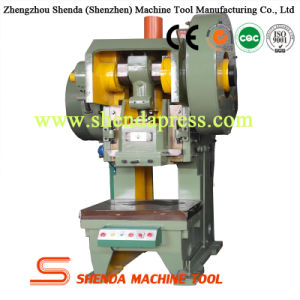 J23-80t Power Press with Mechanical Drive