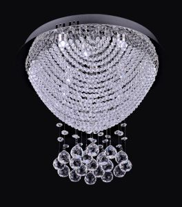 K9 Crystal Chandelier for Home Decorated (EM13015-9L)