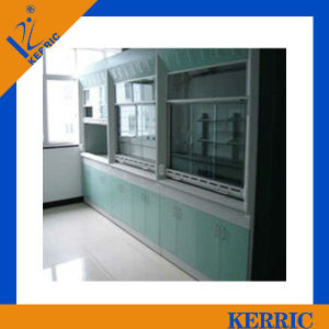 Fireproofing Laboratory Draught Cupboard for Solid Waste Treatment Lab