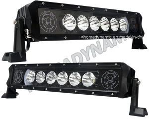 Single Rows LED Light Bar with 5W CREE Chip for SUV off Road Light pictures & photos