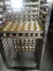 Dumpling Steam Bun Filling Chinese Baozi Momo Bread Making Machine pictures & photos