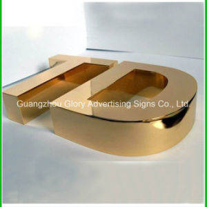 Outdoor Poslished LED Sign and Channel Letter Sign pictures & photos
