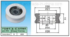 Ceramic Wire Guide Roller (TC13-1) Groove Ceramic Roller (ceramic roller bearing) pictures & photos
