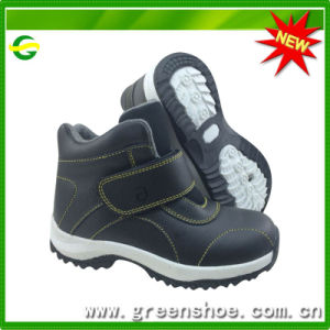 New Design Kids Leather Boots for Hiking pictures & photos