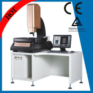 CNC Renishaw Probe Vision Measuring Machine with Zoom Les Multiple pictures & photos