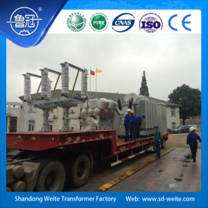 Emergency Power Transmission 110kV Mobile Substation GIS pictures & photos