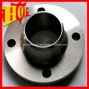 Customized Pure Titanium Flange Gr2 for Your Requirements pictures & photos
