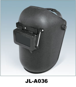 CE Approved PP Material Welding Mask pictures & photos