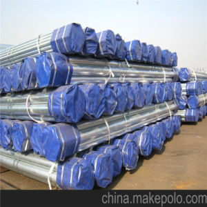 Hot DIP Galvanized Steel Tube (ends packing) pictures & photos