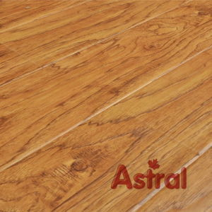 Registered Real Wood Texture Laminate Flooring (AS6011) pictures & photos
