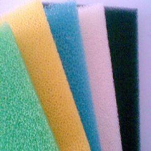Polyurethane Foam, Foam Filter Cotton, PU Foam for Air Filtration, Filtered Water,