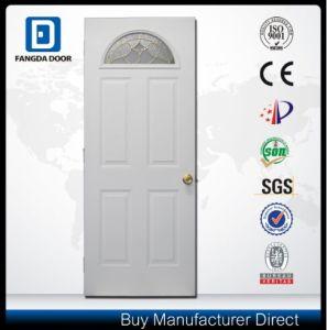 Fangda Arched Entry Door, Modern Exterior Door pictures & photos