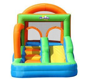 Inflatable Bouncy Castle with Slide pictures & photos
