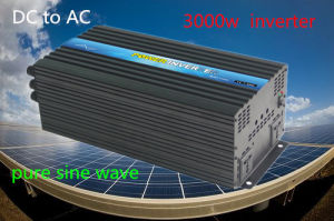 3000W Inversor 24V 220V House Use for Coffee Machine
