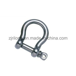 European Type Bow Shackle Model Dr-Z0002 pictures & photos