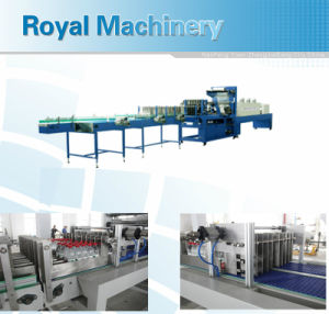 Global Warranty High Speed Automatic Shrink Packing Machine pictures & photos