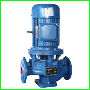 Stainless Steel Vertical Multistage Pipeline Centrifugal Pump pictures & photos